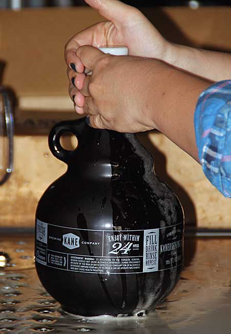 Growler-Filled