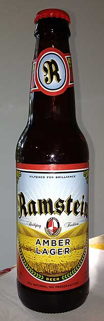 Ramstein Amber Lager