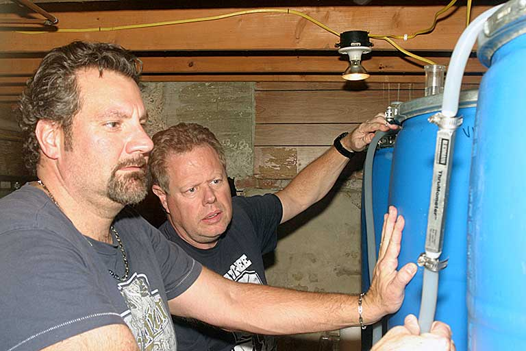 Village Idiot Rich Vince Fermenters