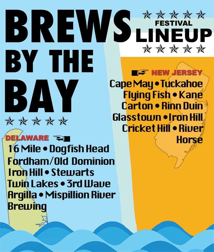 BrewsByBayLineup